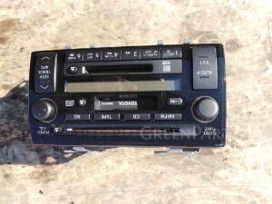 Магнитофон на Toyota Camry ACV30 2AZ-FE