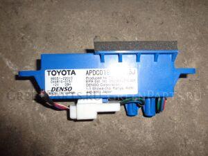 Электронный блок на Toyota Camry ACV40 2AZ