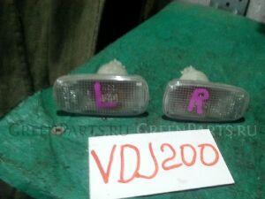 Повторитель в крыло на Toyota Land cruiser 200 URJ202, UZJ200W, URJ202W, VDJ200, UZJ200 1VDFTV