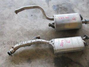 Глушитель на Toyota Cresta JZX90 1JZ