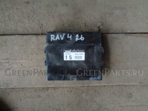 Электронный блок на Toyota Rav4 26
