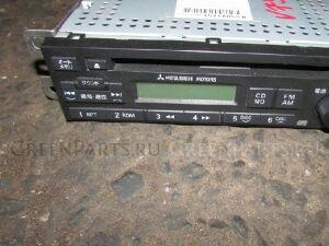 Магнитофон на Mitsubishi Pajero v65, v75, v65w, v75w, v73w, v78, v68 6G74 MR979330