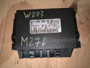 Блок управления АКПП на Mercedes C-CLASS W203 M272
