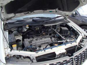 Гофра воздушного фильтра на Nissan Bassara JNU30 KA24 re4f04a fn44