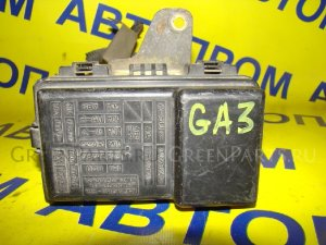 Блок предохранителей на Honda Logo GA3 D13B