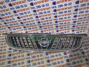 Решетка радиатора на Nissan Sunny FB15 QG15-DE 058284