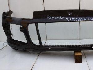 Бампер на Porsche Cayenne 957