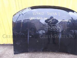 Капот на Renault Duster 1
