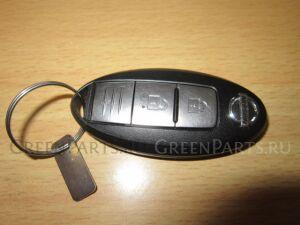 Ключ зажигания на Nissan Leaf ZE0 EM61
