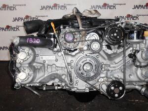 Двигатель на Subaru Impreza FB20