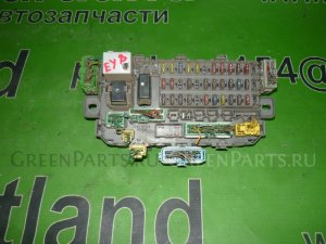Блок предохранителей на Honda Partner EY8 D16A