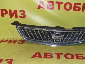 Решетка радиатора на Nissan Sunny B15, FB15, FNB15, QB15, SB15, JB15 QG13DE, QG15DE, QG18DD, YD22DD, SR16VE 623104M460