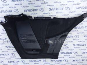 Обшивка багажника на Honda Fit GP5 LEB