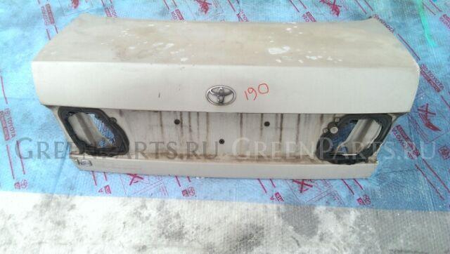 Крышка багажника на Toyota Corona ST190