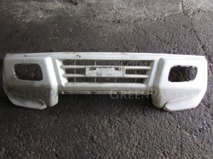 Бампер на Mitsubishi Pajero v75, v75w, v73w, v78, v77w 6G74, 6G72, 6G75