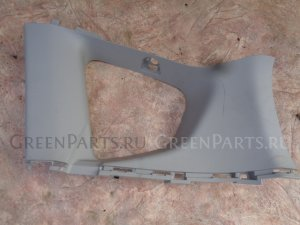 Обшивка багажника на Honda Fit GE7 L13A