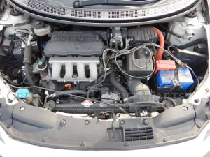 Воздухозаборник на Honda CR-Z ZF2 LEA
