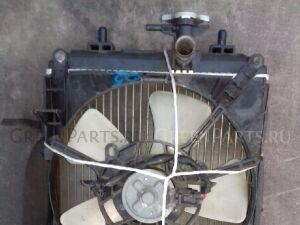 Радиатор основной на Toyota Passo KGC10 1KR A48D 02A
