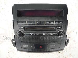 Магнитофон на Mitsubishi Outlander CW6W 6B31 8002A073