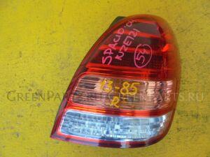 Стоп на Toyota Corolla Spacio NZE121 1385