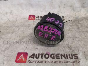 Туманка на Nissan Note ZE11, E11, NE11 02B2704, A044633