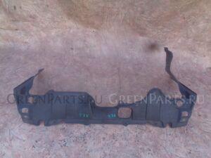Защита двигателя на Honda STEP WAGON RK6 R20A