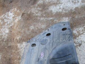 Защита двигателя на Honda Shuttle GP7