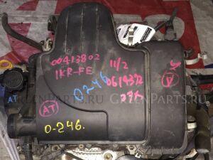 Двигатель на Toyota Passo KGC10 1KRFE 0614372
