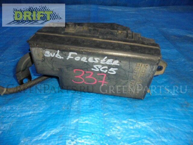 Блок предохранителей на Subaru Forester SG5 EJ202