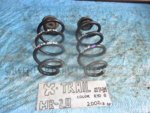 Пружина на Nissan X-Trail NT31 MR20DE