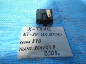 Сервопривод заслонок печки на Nissan X-Trail NT30 QR20DE 3j01030820