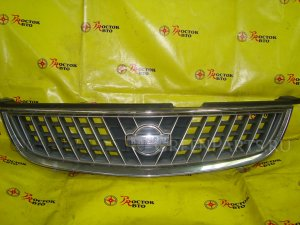 Решетка радиатора на Nissan Sunny FB15 QG15