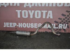 Глушитель на Toyota Land Cruiser UZJ100, HDJ101