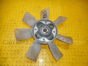 Вентилятор радиатора на Toyota Land Cruiser Prado TRJ120 2TR-FE