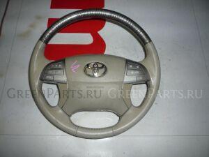 Руль на Toyota Estima ACR50 2AZ