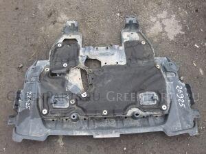 Защита двигателя на Subaru Forester SG5 035839