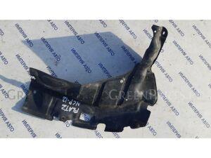 Защита двигателя на Toyota Platz NCP12