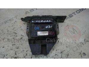 Блок efi на Nissan Wingroad Y11 QG15
