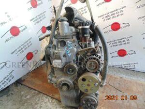 Двигатель на Honda Fit GD1 L13A 61
