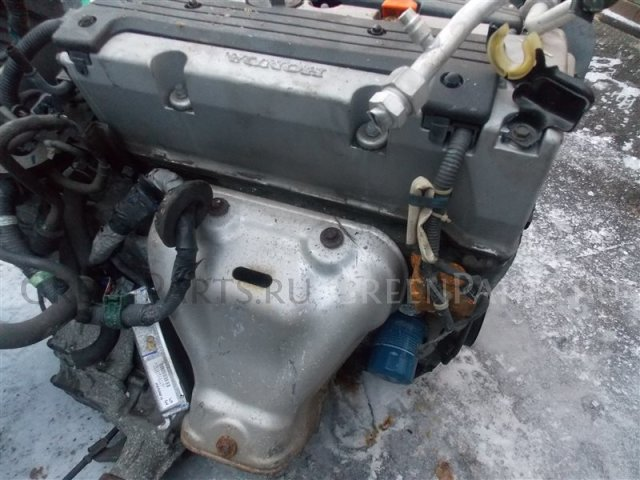Двигатель на Honda Element YH2 K24A