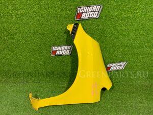 Крыло на Honda Fit GD1, GD2, GD3, GD4 L13A, L15A