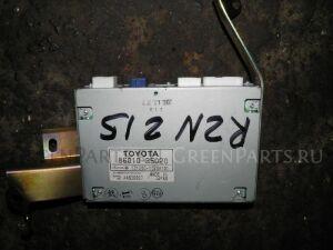 Электронный блок на Toyota Hilux Surf RZN215 3RZFE