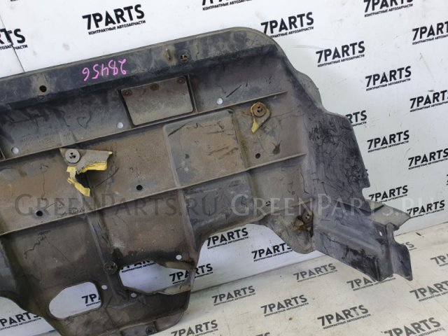Защита двигателя на Subaru Legacy B4 BE5 EJ206