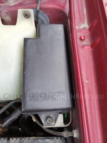 Блок предохранителей на Subaru Forester SG5 EJ205DX
