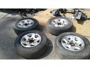 Диск литой на Toyota Hiace 106 1KZ 15X6JJ30