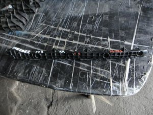 Крепление бампера на Toyota Corolla Fielder NZE141 1NZFE 5257513060