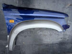 Крыло на Toyota Hilux Surf KDN185 1KD-FTV