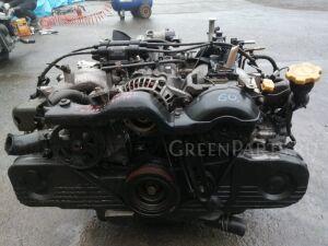 Двигатель на Subaru Forester SG5 EJ202 C158102