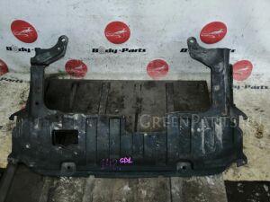 Защита двигателя на Honda Fit GD1 142