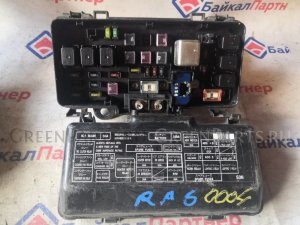 Блок предохранителей на Honda Odyssey RA6 F23A 0004